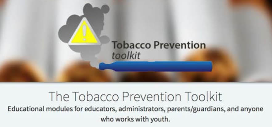 Tobacco Prevention Toolkit